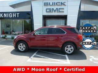 2012 Chevrolet Equinox SUV for sale in Plattsburgh for $22,495 with 48,827 miles.