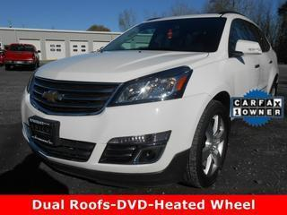 2013 Chevrolet Traverse SUV for sale in Plattsburgh for $38,495 with 15,858 miles.
