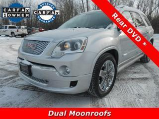 2011 GMC Acadia SUV for sale in Plattsburgh for $37,495 with 64,185 miles.