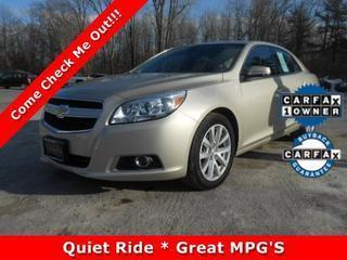 2013 Chevrolet Malibu Sedan for sale in Plattsburgh for $19,995 with 21,166 miles.