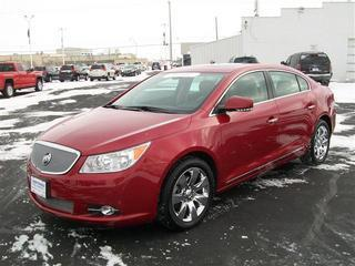 2012 Buick LaCrosse Sedan for sale in Bowling Green for $24,992 with 8,017 miles.