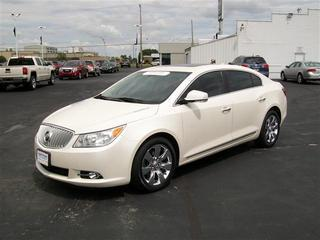 2011 Buick LaCrosse Sedan for sale in Bowling Green for $20,791 with 31,830 miles.