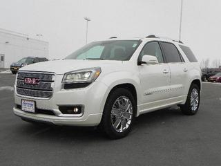 2014 GMC Acadia SUV for sale in Fargo for $45,775 with 11,495 miles.