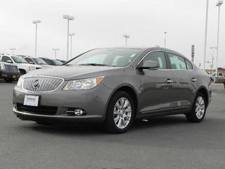 Used 2012 Buick LaCrosse - Fargo ND