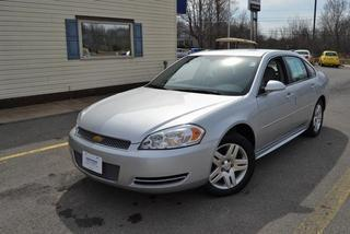 2012 Chevrolet Impala Sedan for sale in Andover for $15,990 with 38,645 miles.