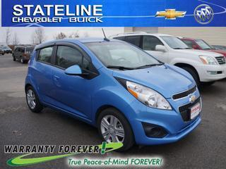 2013 Chevrolet Spark Hatchback for sale in Andover for $12,990 with 10,795 miles.