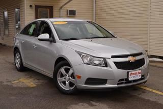 2012 Chevrolet Cruze Sedan for sale in Andover for $16,004 with 44,780 miles.