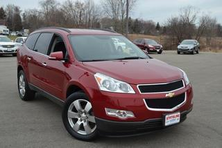 2012 Chevrolet Traverse SUV for sale in Andover for $20,590 with 65,041 miles.