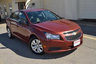 2012 Chevrolet Cruze Sedan for sale in Andover for $14,770 with 35,279 miles.