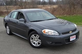 2011 Chevrolet Impala Sedan for sale in Andover for $11,899 with 57,418 miles.