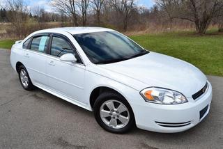 2011 Chevrolet Impala Sedan for sale in Andover for $12,892 with 42,100 miles.