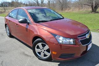 2013 Chevrolet Cruze Sedan for sale in Andover for $13,476 with 32,140 miles.