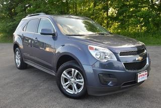 2013 Chevrolet Equinox SUV for sale in Andover for $22,220 with 36,699 miles.