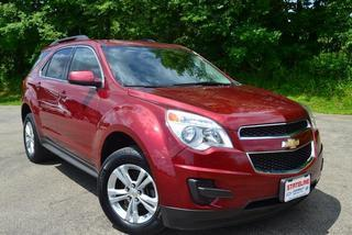 2011 Chevrolet Equinox SUV for sale in Andover for $18,360 with 49,403 miles.