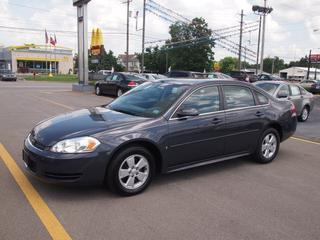2009 Chevrolet Impala Sedan for sale in Warren for $13,995 with 58,058 miles.
