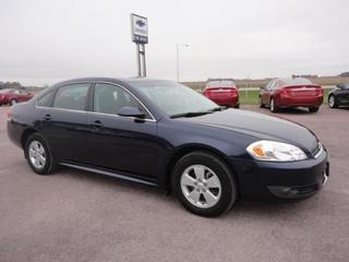 2010 Chevrolet Impala Sedan for sale in Truman for $12,990 with 52,969 miles.