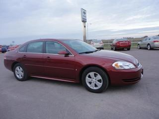 2009 Chevrolet Impala Sedan for sale in Truman for $13,500 with 61,750 miles.