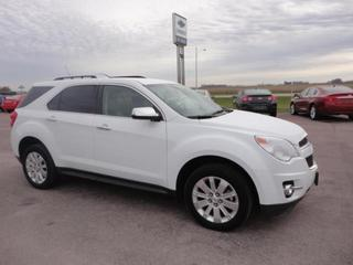 2011 Chevrolet Equinox SUV for sale in Truman for $22,900 with 31,945 miles.