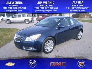 Used 2011 Buick Regal - Cheboygan MI