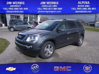 GMC Acadia From A Car Lot In Cheboygan MI