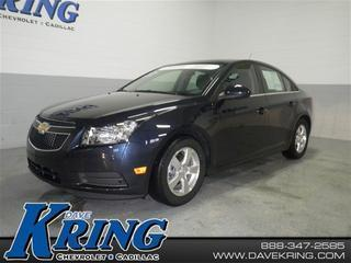 2014 Chevrolet Cruze Sedan for sale in Petoskey for $18,649 with 16,750 miles.