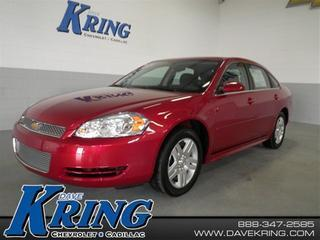 2014 Chevrolet Impala Limited LS Sedan for sale in Petoskey for $21,449 with 10,833 miles.