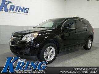 2013 Chevrolet Equinox SUV for sale in Petoskey for $24,949 with 20,195 miles.
