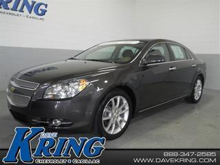 2011 Chevrolet Malibu Sedan for sale in Petoskey for $16,949 with 38,967 miles.