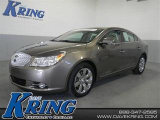 2011 Buick LaCrosse Sedan for sale in Petoskey for $21,449 with 25,717 miles.