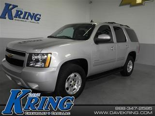 2013 Chevrolet Tahoe SUV for sale in Petoskey for $36,949 with 31,432 miles.