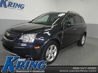 2014 Chevrolet Captiva Sport SUV for sale in Petoskey for $23,949 with 10,157 miles.