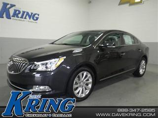 2014 Buick LaCrosse Sedan for sale in Petoskey for $25,949 with 11,384 miles.