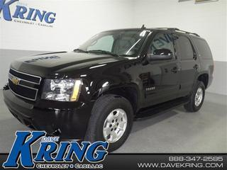 2014 Chevrolet Tahoe SUV for sale in Petoskey for $37,449 with 31,160 miles.