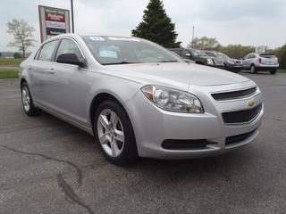 2011 Chevrolet Malibu Sedan for sale in Manistee for $15,995 with 21,878 miles.