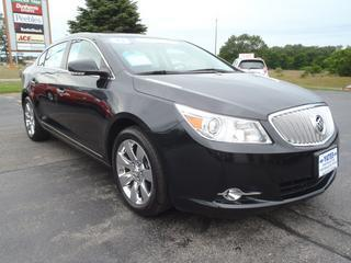 2011 Buick LaCrosse Sedan for sale in Manistee for $26,395 with 23,126 miles.