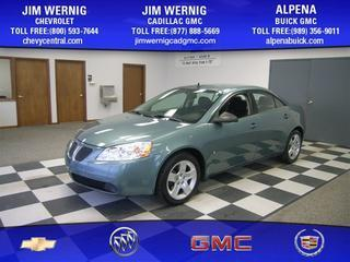 2009 Pontiac G6 Sedan for sale in Gaylord for $10,995 with 70,084 miles.