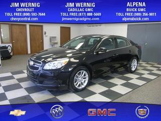 2013 Chevrolet Malibu Sedan for sale in Gaylord for $20,995 with 17,559 miles.