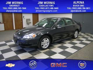 2012 Chevrolet Impala Sedan for sale in Gaylord for $16,995 with 30,302 miles.