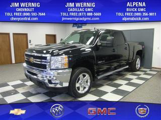 2011 Chevrolet Silverado 2500 Crew Cab Pickup for sale in Gaylord for $46,995 with 45,708 miles.
