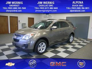 2012 Chevrolet Equinox SUV for sale in Gaylord for $24,995 with 23,681 miles.