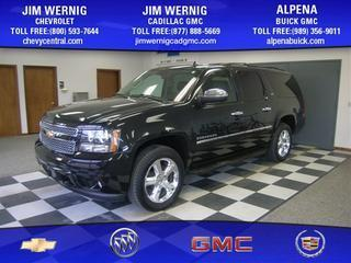 2012 Chevrolet Suburban SUV for sale in Gaylord for $47,995 with 32,014 miles.