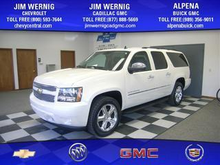 2011 Chevrolet Suburban SUV for sale in Gaylord for $41,995 with 54,128 miles.