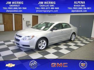 2011 Chevrolet Malibu Sedan for sale in Gaylord for $15,995 with 45,769 miles.