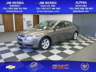 2012 Chevrolet Malibu Sedan for sale in Gaylord for $16,695 with 24,075 miles.