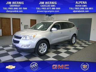 2010 Chevrolet Traverse SUV for sale in Gaylord for $24,495 with 13,877 miles.