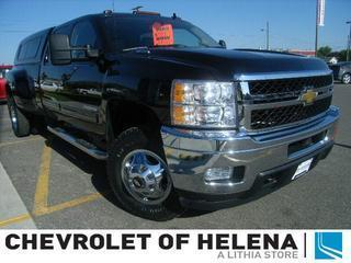 2011 Chevrolet Silverado 3500 Crew Cab Pickup for sale in Helena for $45,995 with 44,000 miles.