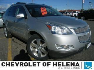 2011 Chevrolet Traverse SUV for sale in Helena for $26,995 with 50,350 miles.