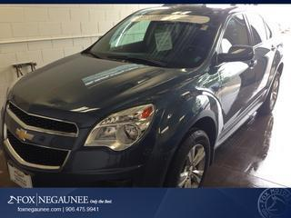 2011 Chevrolet Equinox SUV for sale in Negaunee for $20,495 with 24,926 miles.