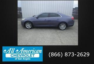 2013 Chevrolet Malibu Sedan for sale in San Angelo for $21,999 with 17,571 miles.