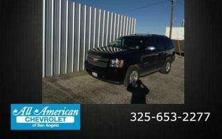 2012 Chevrolet Tahoe SUV for sale in San Angelo for $32,999 with 23,202 miles.